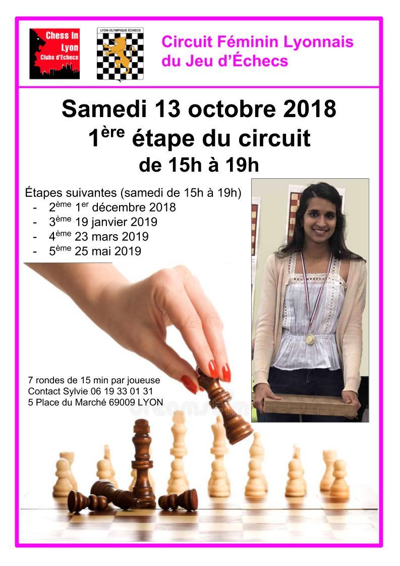 Affiches Féminines saison 2018-19