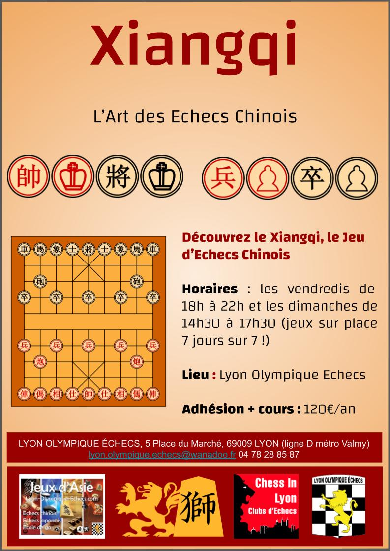 Affiche Xiangqi